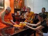 Budhist ritual
