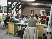 International Marie Curie training events in Sibiu