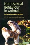 Homosexual Behaviour in Animals - Volker Sommer