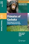 Primates of Gashaka - Volker Sommer