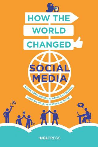 How the World Changed Social Media Book