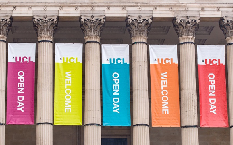 UCL Anthropology - UCL Open Days Icon