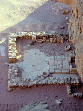 Shrine to Hathor excavated at Timna