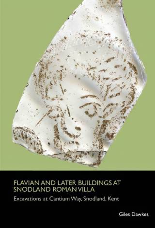 Flavian and later buildings at Snodland Roman villa