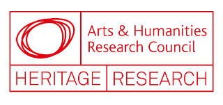 AHRC Heritage Research logo
