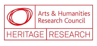 AHRC Heritage Priority Area (logo)