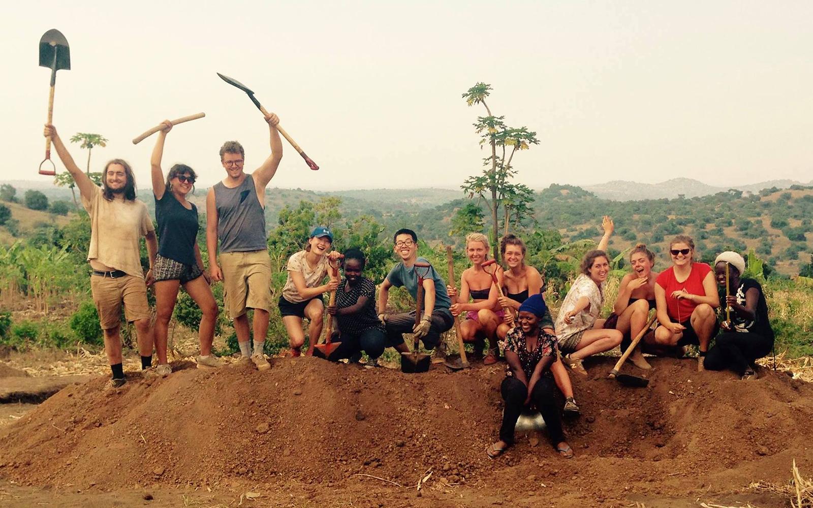 Uganda Fieldwork 2016 photo Hannah Page, UCL IoA PhD student