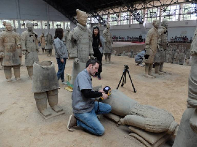 Patrick Quinn on the potters who shaped the Terracotta Army