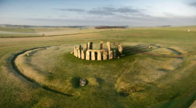 Stonehenge (Image courtesy of Adam Sanford, Ariel Cam Ltd)
