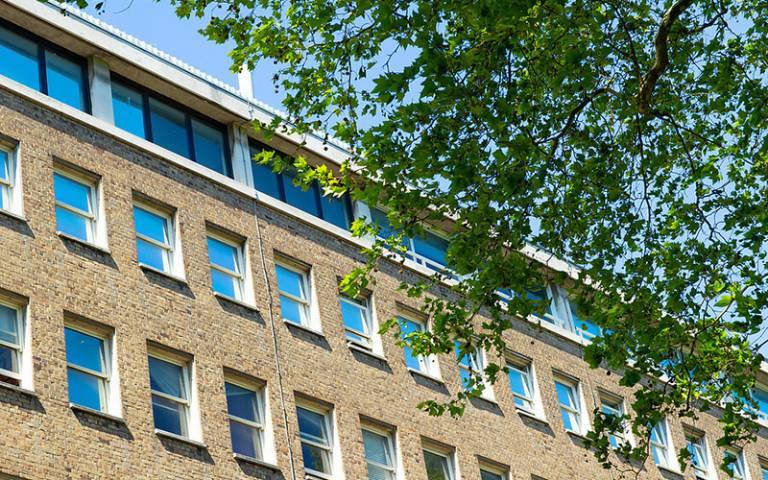 UCL Institute of Archaeology exterior © UCL Digital Media