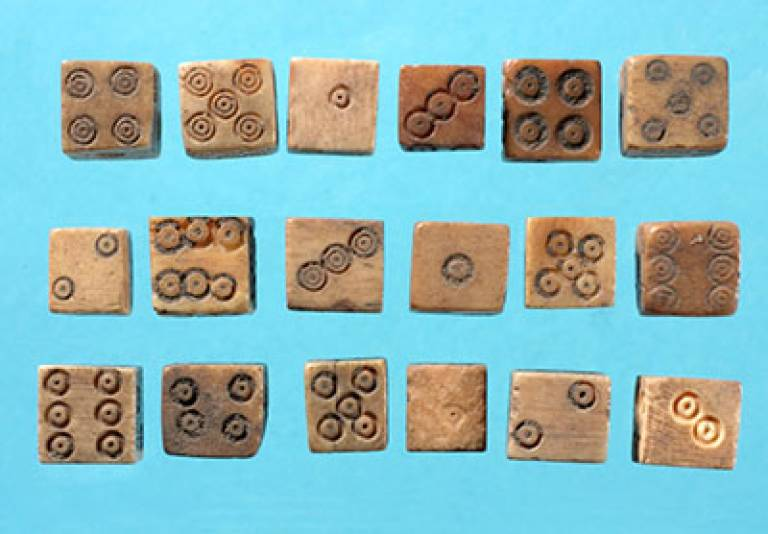 Dice (UCL Institute of Archaeology)