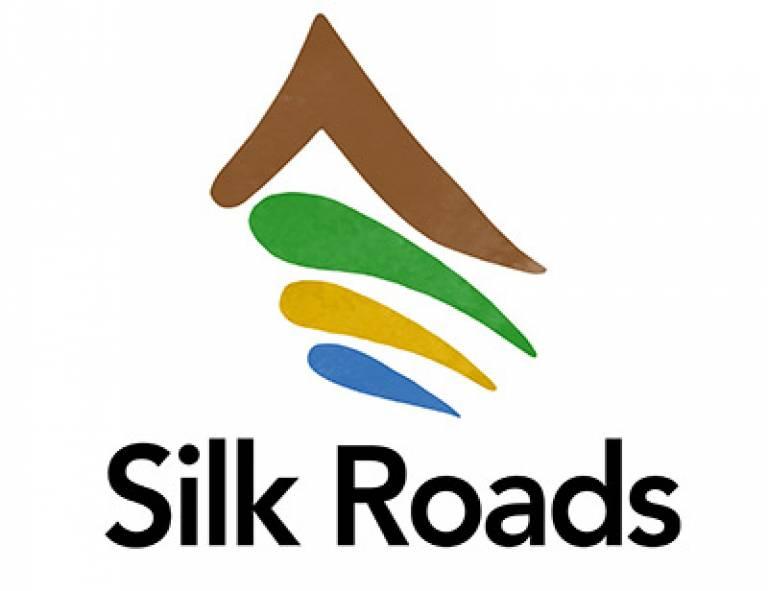 International Centre for Silk Roads Archaeology & Heritage logo