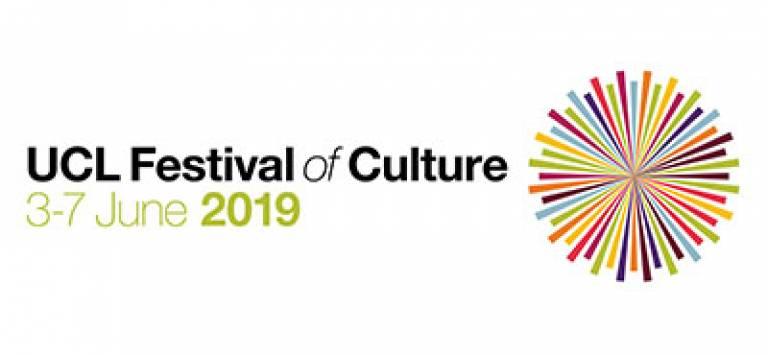 UCL Festival of Culture 2019 logo