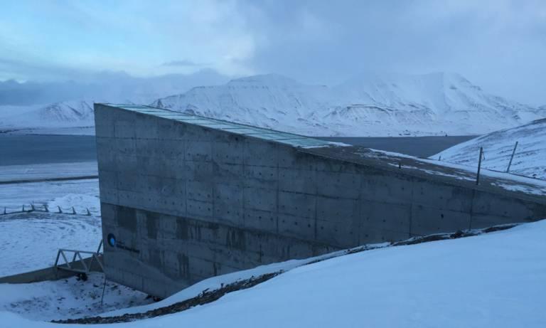 Global Seed Vault, Svalbard