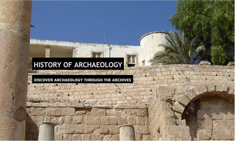 Historians of Archaeology podcasts (2020-21)