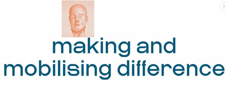Making and Mobilising difference: virtual exhibition on history of eugenics