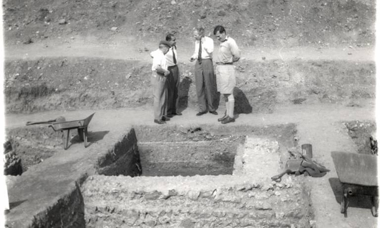 Wheeler on fieldwork