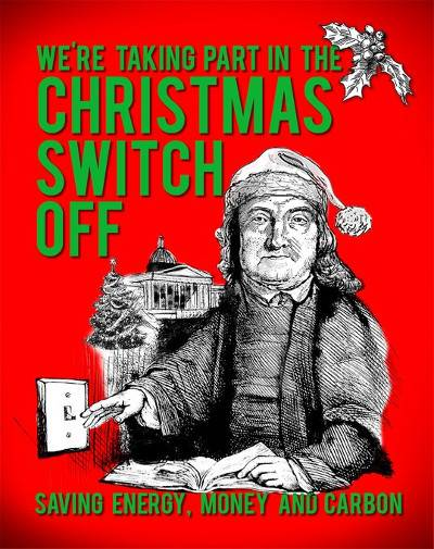 Christmas Switch Off logo