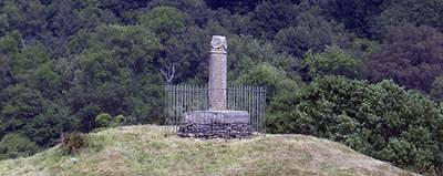 Photo of the Pillar of Eliseg