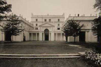 Institute of Archaeology, St John's Lodge, Regents Park