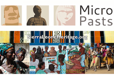 Public engagement - MicroPasts and Sierra Leone projects