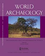 World Archaeology Special Issue 2016-17 (Routledge) - cover