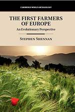 The First Farmers of Europe 2018 (Cambridge University Press) - bookcover