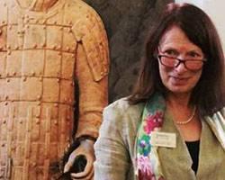 Prof Sue Hamilton, Director, UCL Institute of Archaeology