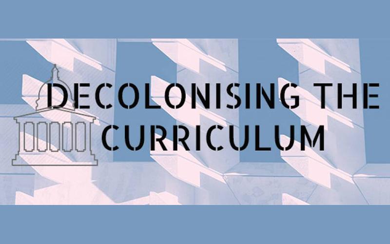 Decolonising the Curriculum
