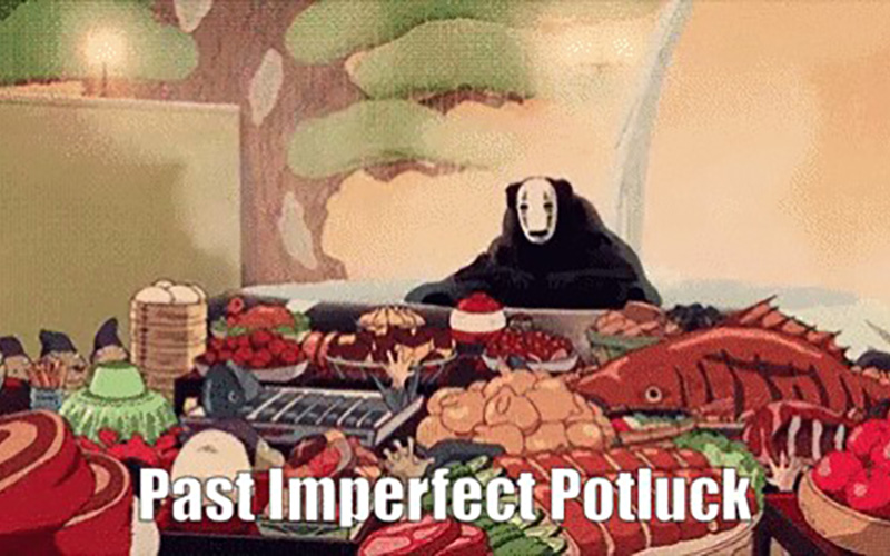 Past Imperfect - Potluck 2019