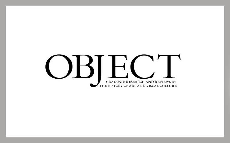 Object, logo