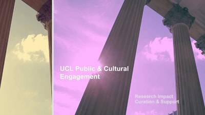 UCL Museums and Collections Research