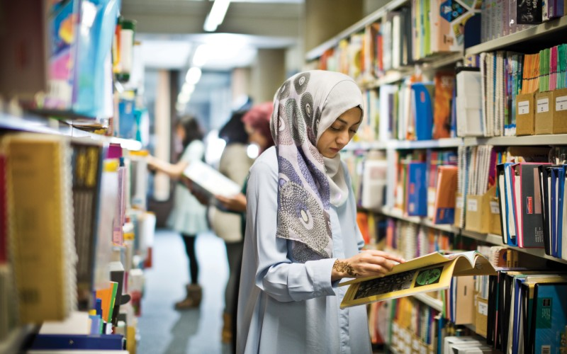 Newsam Library