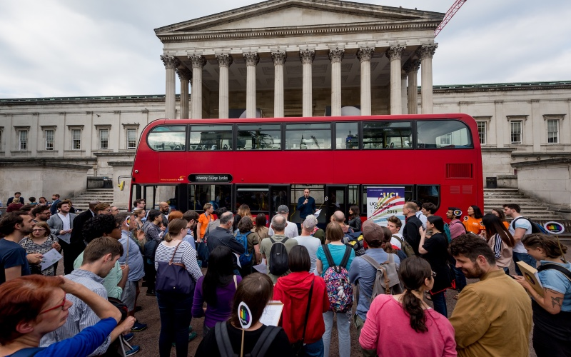 UCL culture public engagement