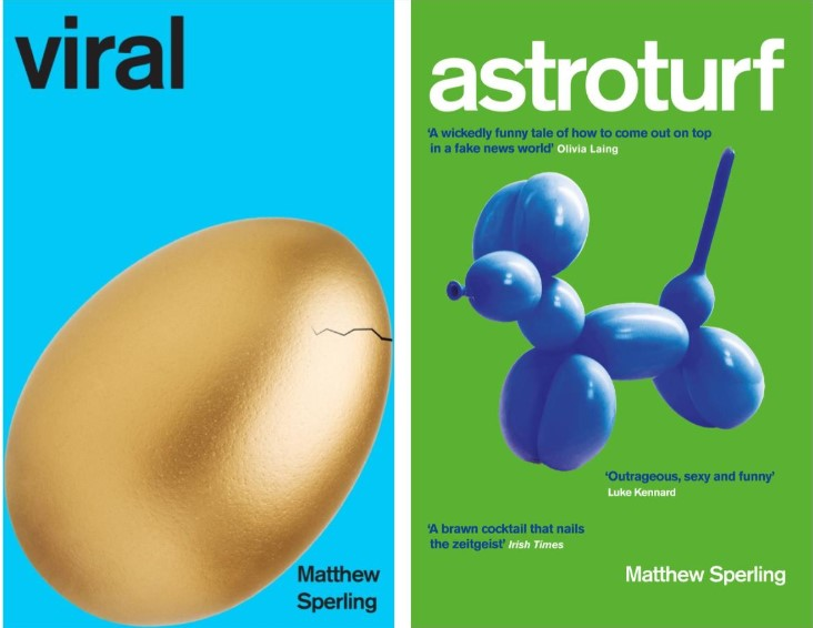 Matthew Sperling books