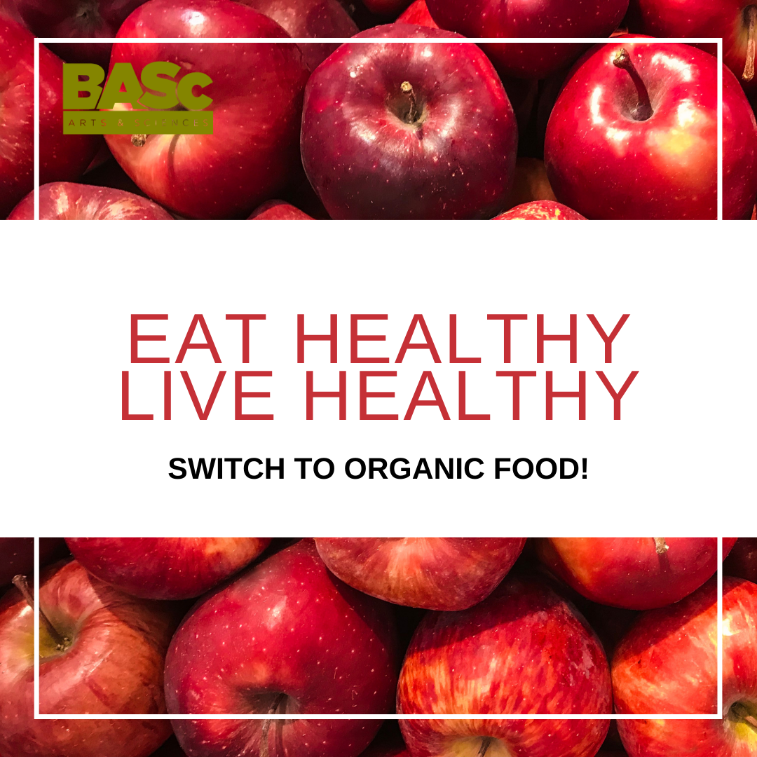 Eat Healthy, Live Healthy image