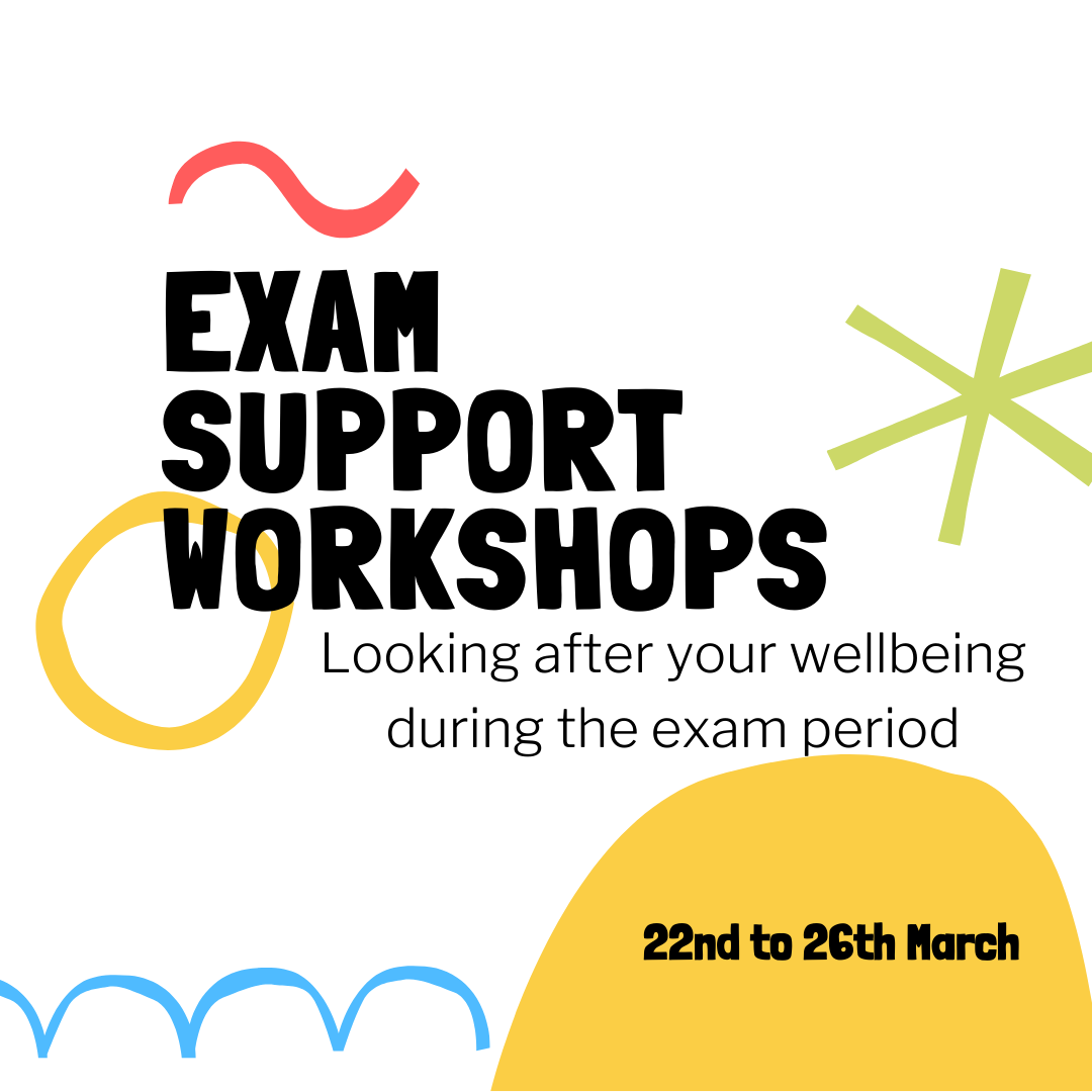 Exam support workshops at UCL