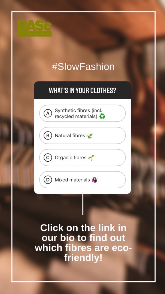 What's in your clothes?