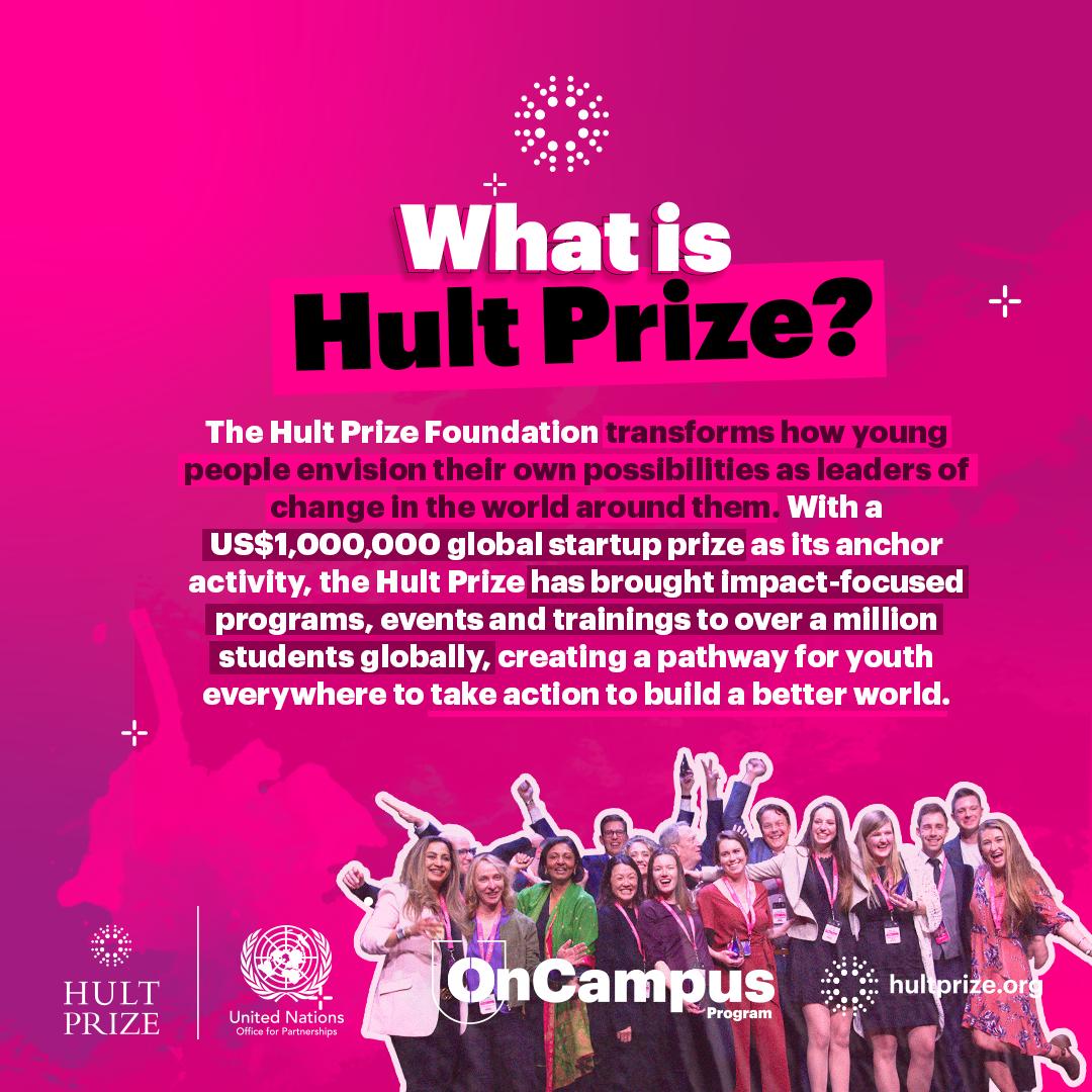 Hult Prize media