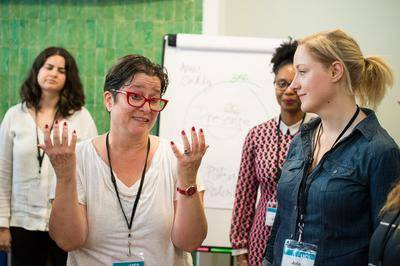 Astrea Conference 2016 workshop Deena Gornick