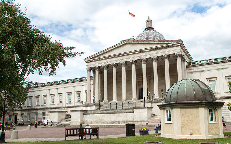 UCL. 7 August 2016, © Mary Hinkley