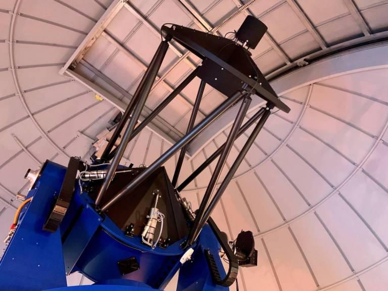 New Perren Telescope