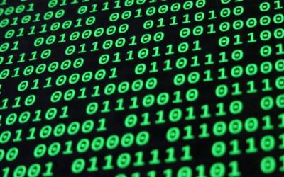 Numerical binary code