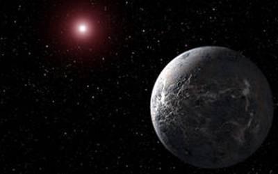 Exoplanet, credit NASA