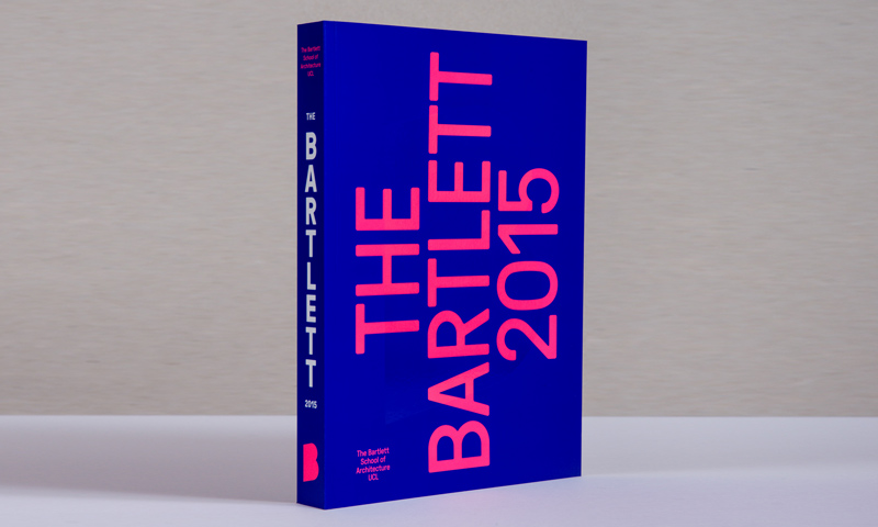 Cover of the Bartlett Book 2015