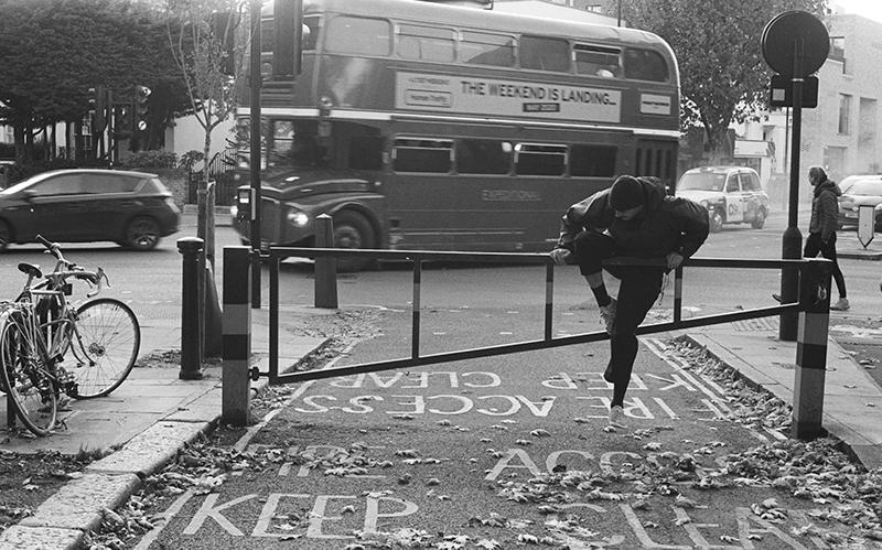 Critical guerrilla urbanism I Nelson Beesley, 2019