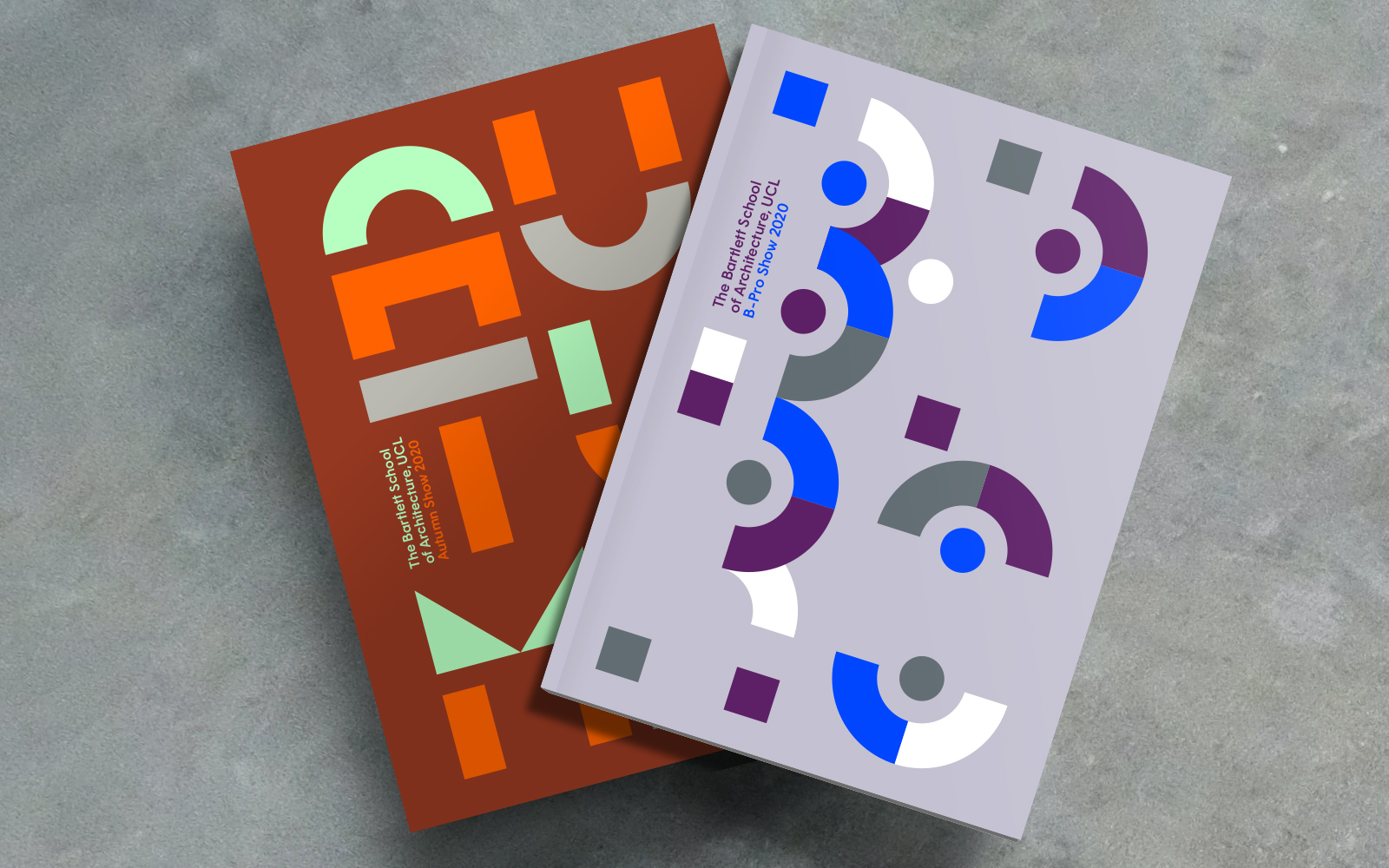 B Pro Show And Autumn Show Books Launched The Bartlett School Of Architecture Ucl University College London