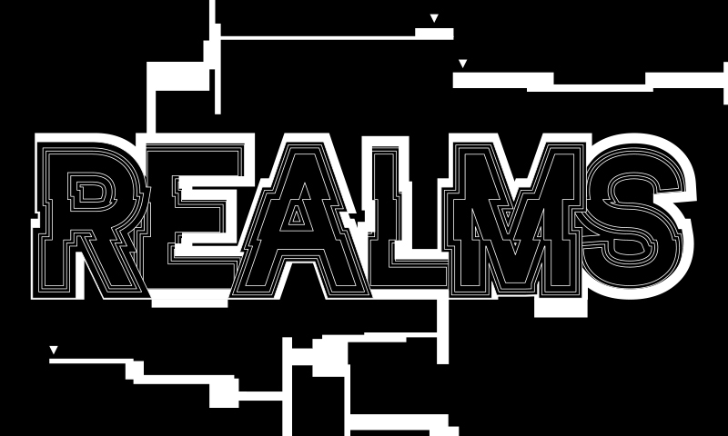Realms Logo graphic