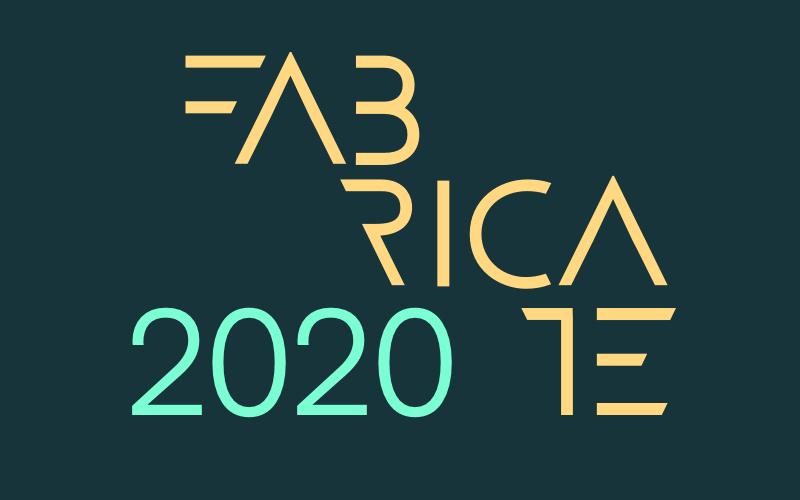 Fabricate 2020 logo