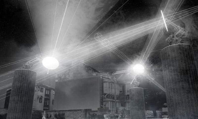 Jason Bruges installation & Jason Bruges creates robotic light installation for Hull UK City of ...